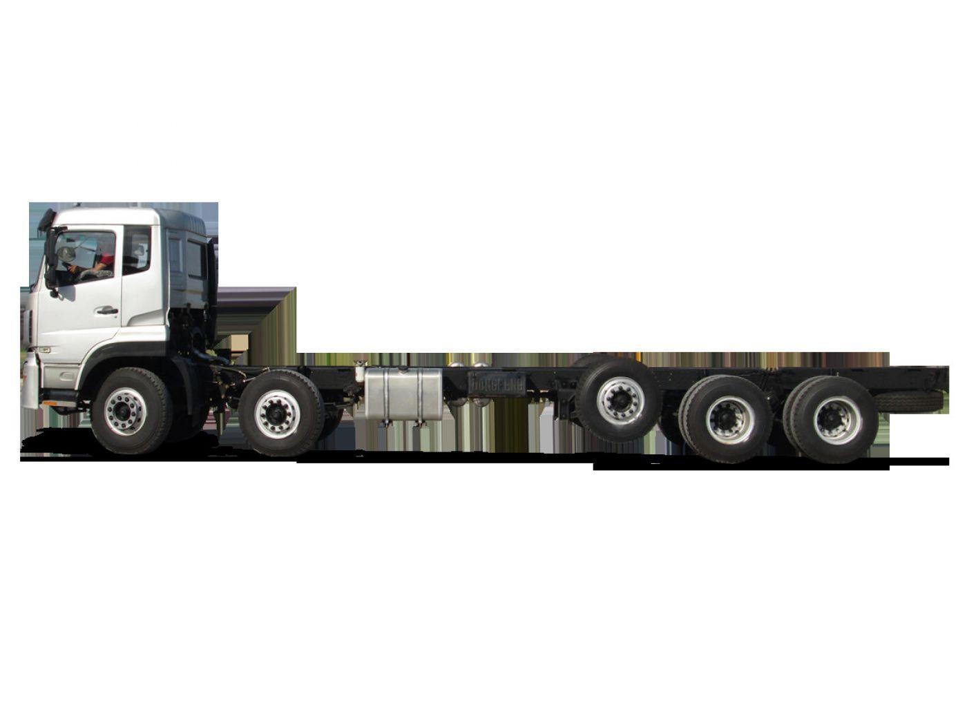 Xe tải cẩu Dongfeng 13 tấn