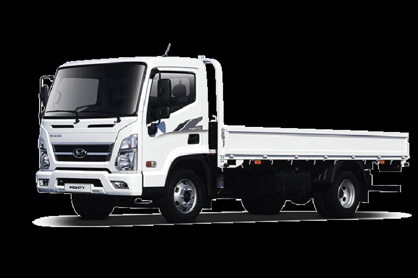 Xe tải cẩu Hyundai Mighty EX GT / 8 tấn