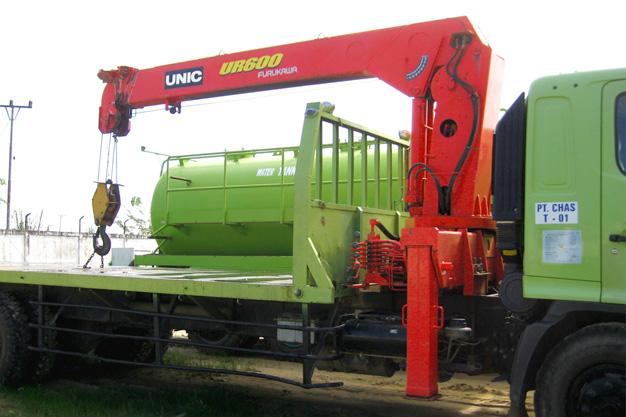 Cẩu Unic 600